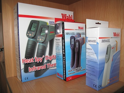 Пирометры Wahl Heat Spy
